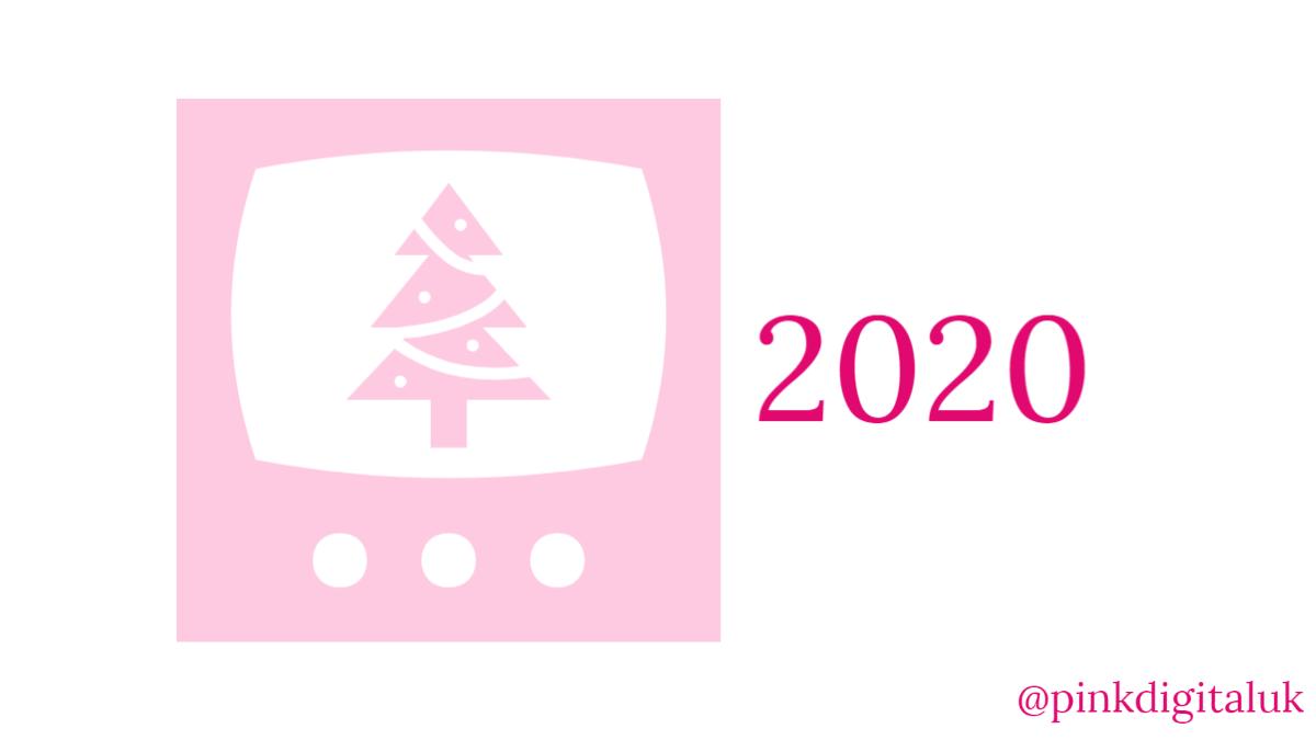 2020, the Christmas Ad edition